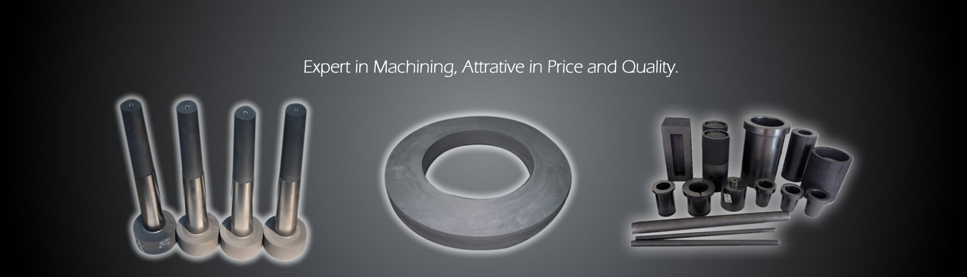 Expert in Machining, Attrative in Price and Quality.